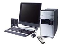 Acer Aspire E500 - Tower - 1 x Pentium D 830 3 GHz