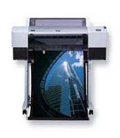 Epson Stylus Pro 7400 - Printer - colour - ink-jet
