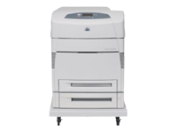 HP Color LaserJet 5550dtn - Printer - colour