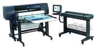 HP DesignJet 4500mfp - Printer - colour - ink-jet