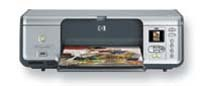 HP PhotoSmart 8050 - Printer - colour - ink-jet