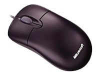 Microsoft Basic Optical Mouse Black