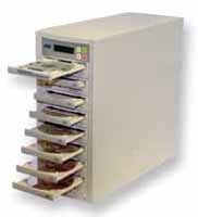 Primary PowerCopy 1-7 - Disc duplicator - DVD±RW (±R DL)