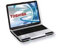 Toshiba Satellite Pro P100 - Core Duo T2400 1.83 GHz