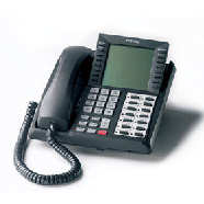 Toshiba 8 Key IP Large Display Phone.