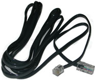 8 x CIX Line Cords for Digital Phones.
